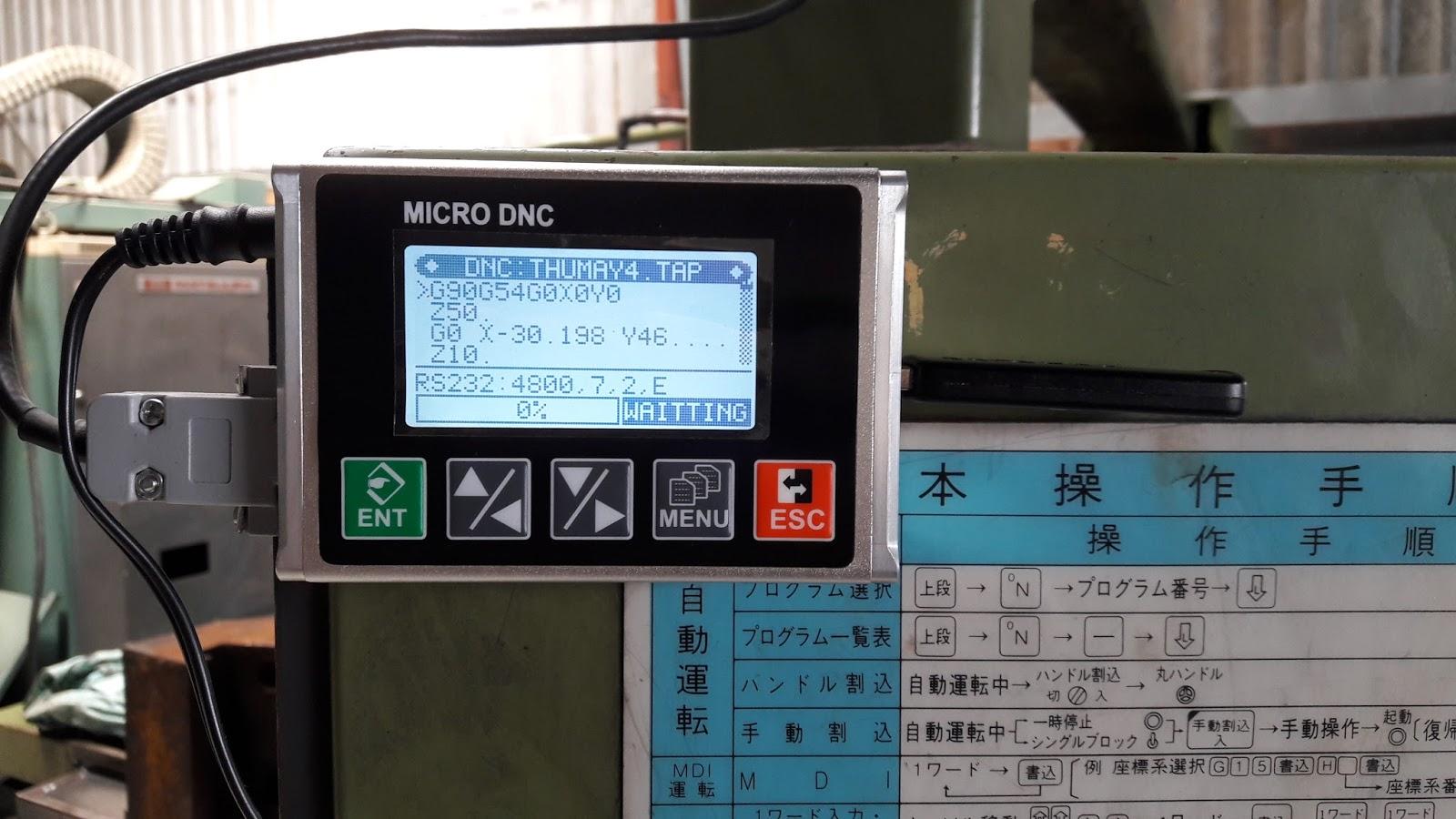 transfer file to machine