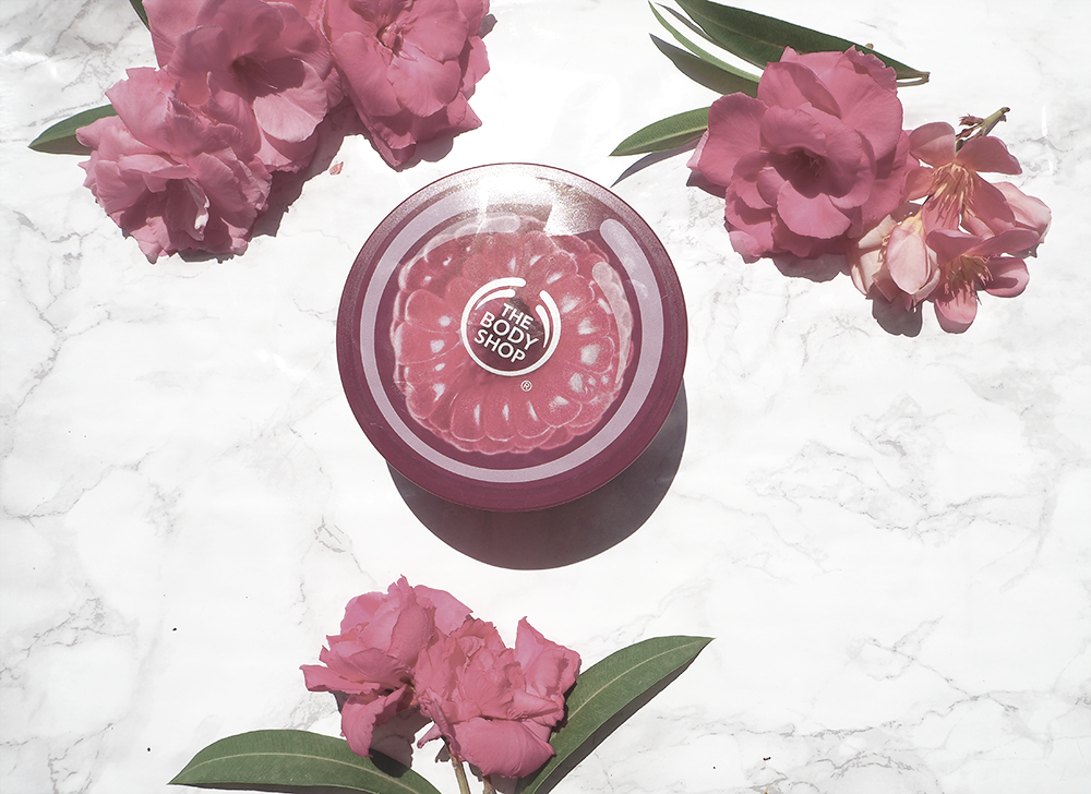 serenbird - the body shop - *body butter*