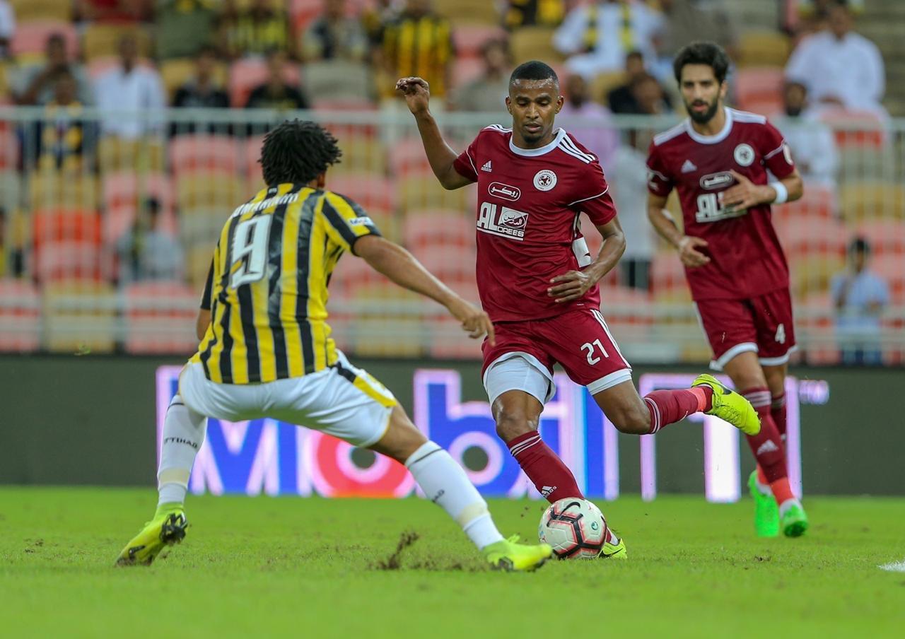 موعد مباراة الفيصلي والاتحاد في الدوري السعودي