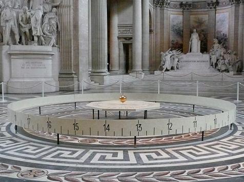 O pêndulo de Foucault, um dos experimentos científicos mais belos já realizados