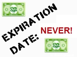 Do Cash cards Expire?