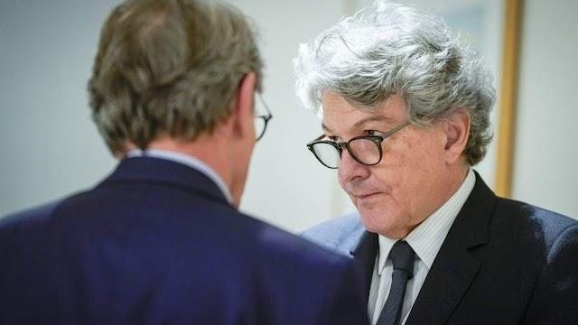 Breton ígéretet tett az összeférhetetlenségi szabályok betartására