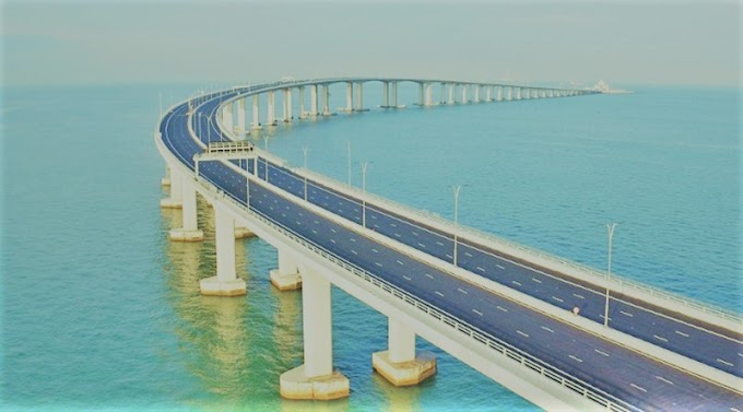 Cangde Grand Bridge