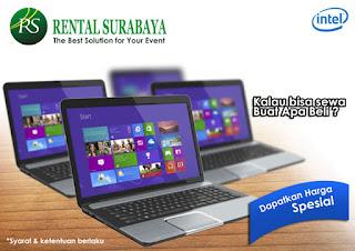 sewa laptop terbaik di surabaya