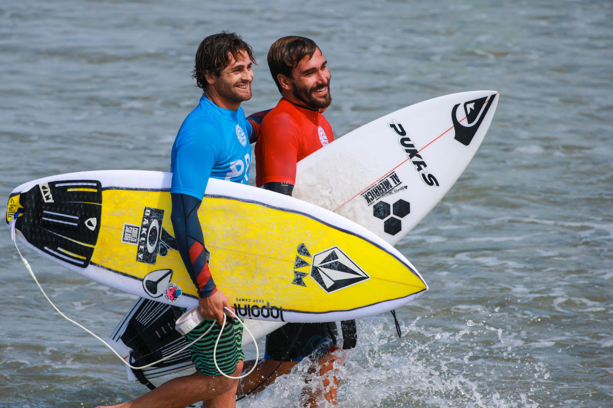 Pro Anglet 2017 Highlights Winners Take All on Finals Day