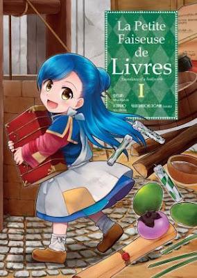 Livre Manga La Petite Faiseuse de Livres L'Agenda Mensuel - Février 2020