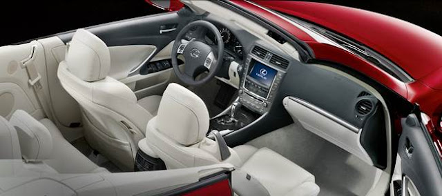 2016 Lexus ISC F Sport Review