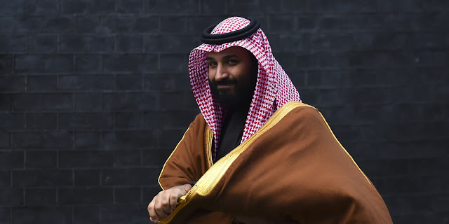 Lama Tak Terlihat Batang Hidungnya, Putera Mahkota Saudi Dikabarkan Tewas Dibunuh....