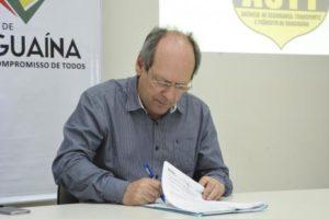 Dimas cria Agência de Segurança em Araguaína (TO) e anuncia contratação de militares da reserva