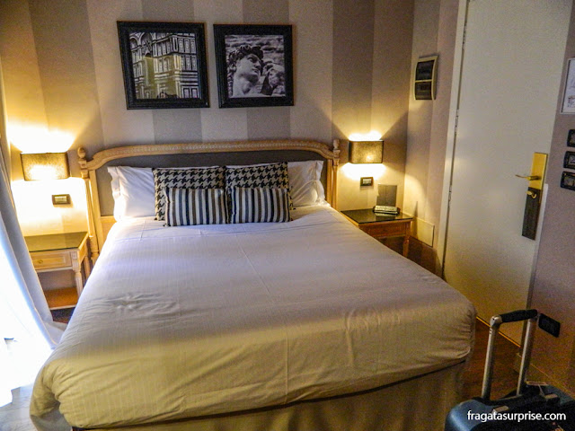 Apartamento do Hotel C-Diplomat, Florença