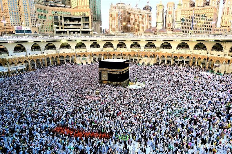 Masjidil Haram Mekkah