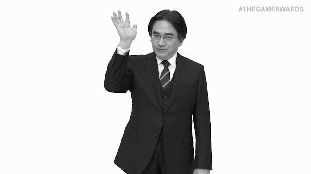 The Game Awards Satoru Iwata montage tribute