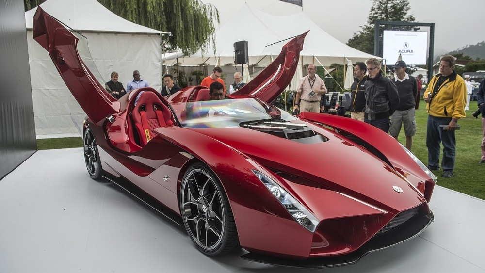 Ferrari Enzo Designer Reveals His Own Super Sport Car Kode - Best sports car to own