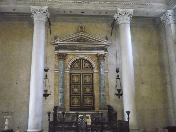 Aron sinagoga Sabbioneta