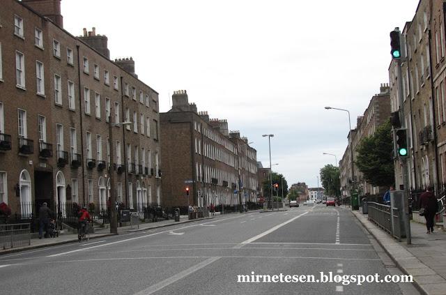 Дублин, улица О'Коннел