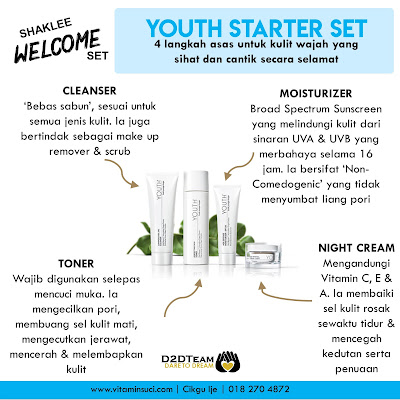 youth starter set,