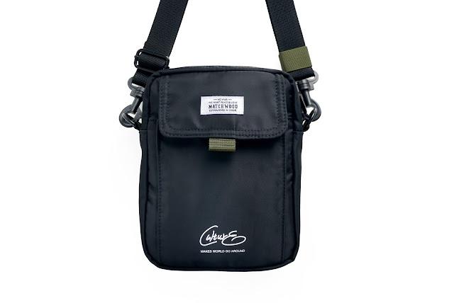 Matchwood Design Culturewood x Culture Pacer Carrying Bag Black ... fd429881322a7