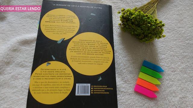 Resenha: O Livro dos Espelhos