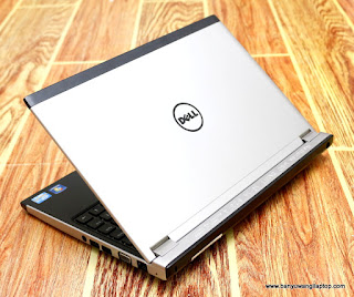 Jual Laptop Dell Latitude core i3 Bekas - Banyuwangi