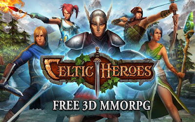 Celtic Heroes - 3D MMORPG APK v2.62 + Data OBB Download for Android
