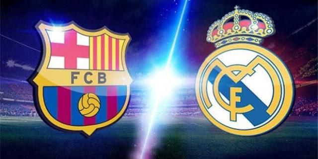 الحرب بين برشلونة وريال مدريد