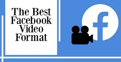 Format Video Untuk Facebook