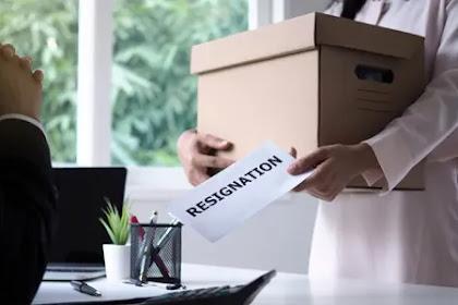 Cara Membuat Surat Pengunduran Diri dari Pekerjaan