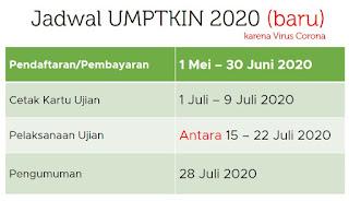 Jadwal UM PTKIN 2020 jadwal pendaftaran um ptkin 2020 jadwal pendaftaran umptkin 2020 online um-ptkin ac id