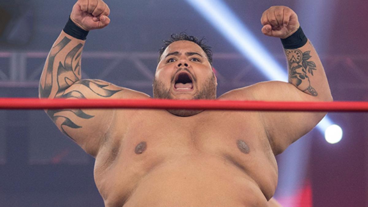Acey Romero pede liberação de seu contrato com a IMPACT Wrestling