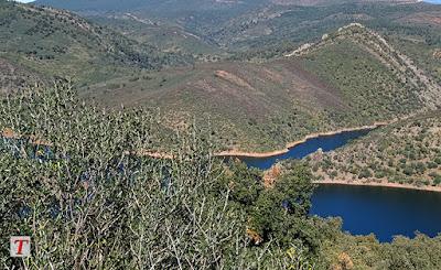 Sendero Rojo del Parque Nacional de Monfragüe