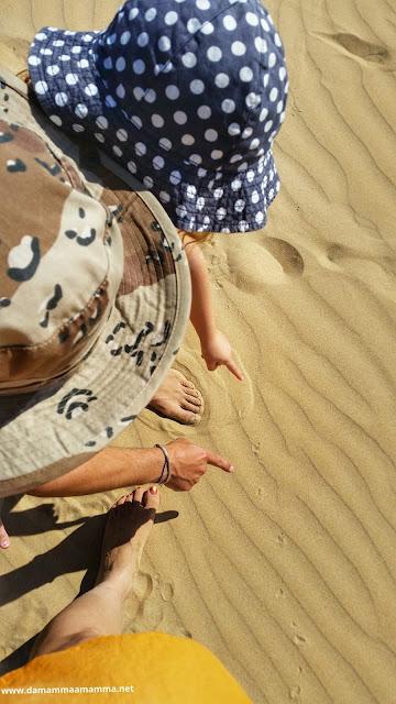 Sampieri dune