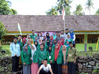 Kegiatan Latihan Kepemimpinan Mahasiswa Tingkat Dasar di Padang Jambu