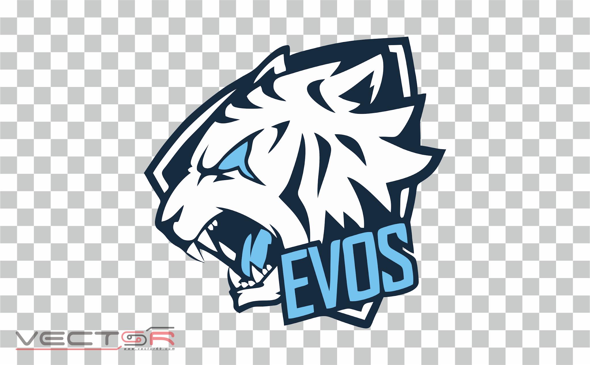 EVOS Esports Logo - Download Vector File PNG (Portable Network Graphics)