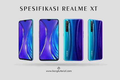 Spesifikasi Realme XT dan Harganya