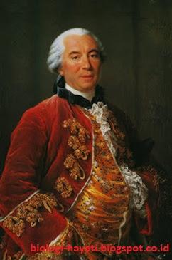 Teori evolusi Count de Buffon (1707-1788)