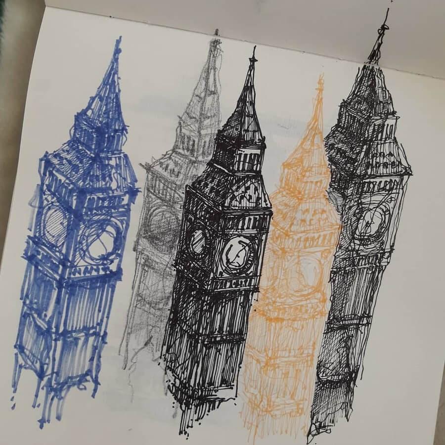 09-Big-Ben-London-UK-Saya-www-designstack-co