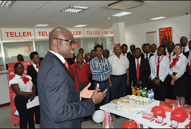 UBA Orders 9 Staff To Refund Stolen Money From ATMs At Redeem Church.