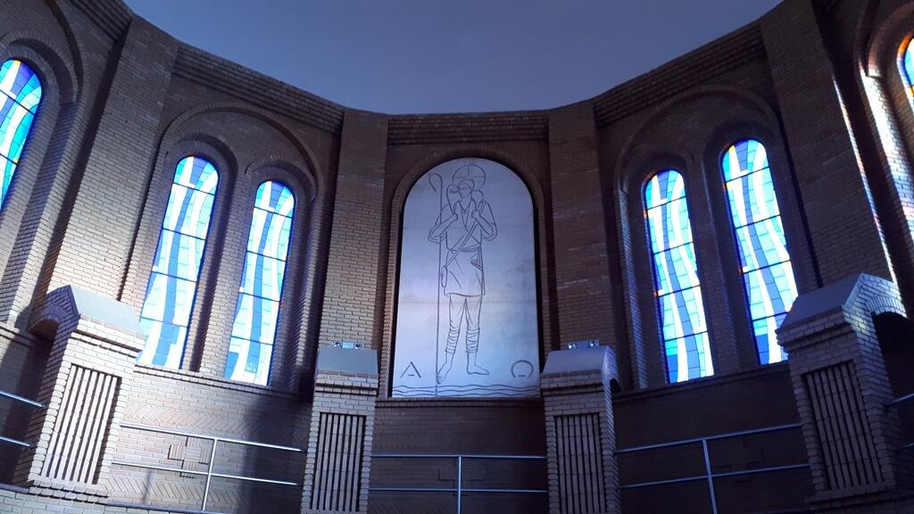 Capela da Ressurreição em Aparecida