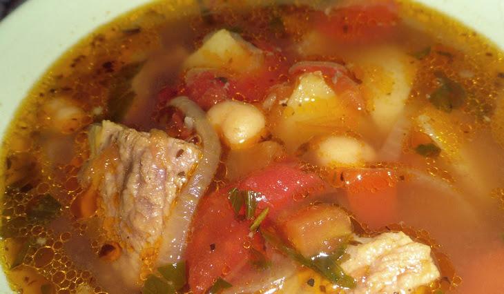 Biela hovädzia polievka