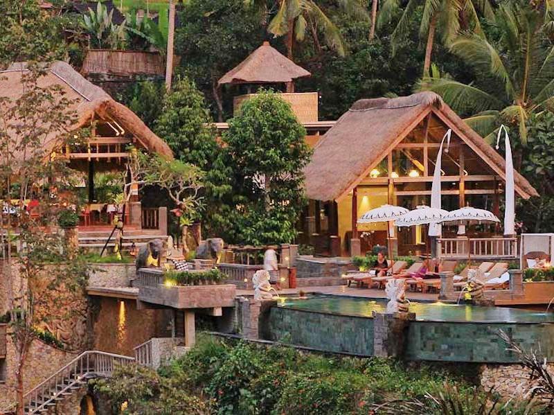 Bali - Indonesia - The Kayon Resort