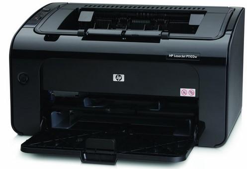 скачать драйвер для принтера hp laserjet p1102w