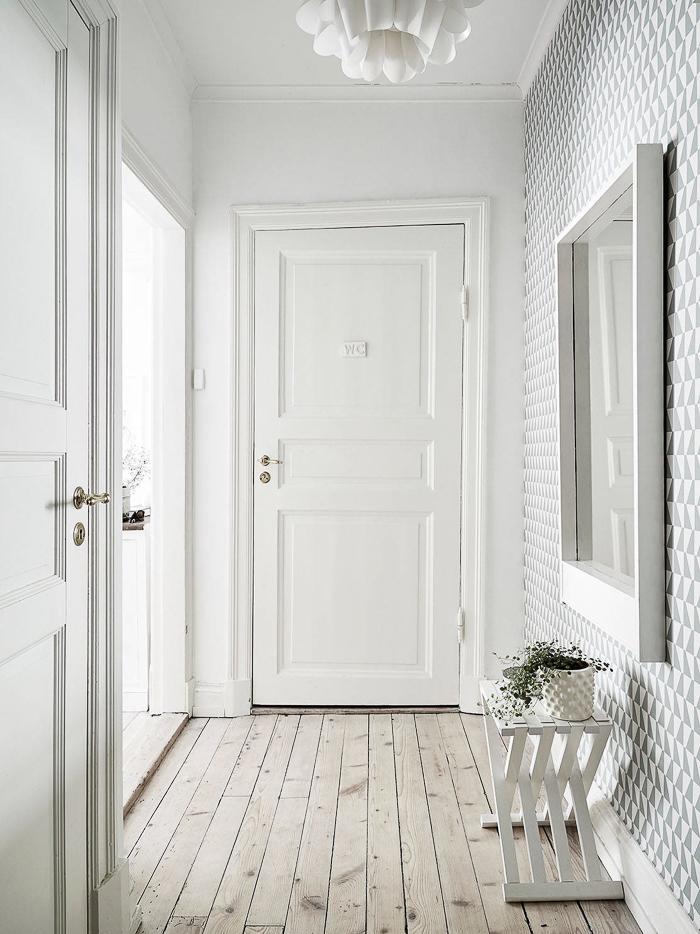 Decoracion Puertas Blancas. Puerta Blanca Con Vitral With Decoracion ...