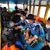 Kunjungan Seklem STTAL  Pada Lattek Surta Hidros TA. 2021, Mahasiswa S1 Hidrografi STTAL di Taman Ancol Jakarta
