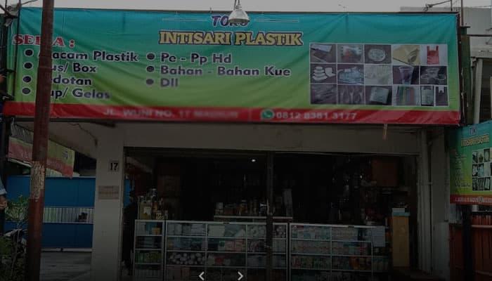 Bisnis Toko Plastik
