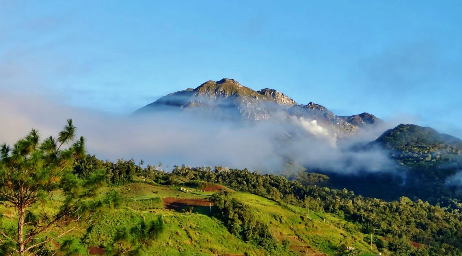 wisata menarik Gunung Apo - 2.954 mdpl (Filipina)