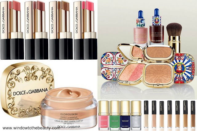 Dolce & Gabbana Beauty makeup