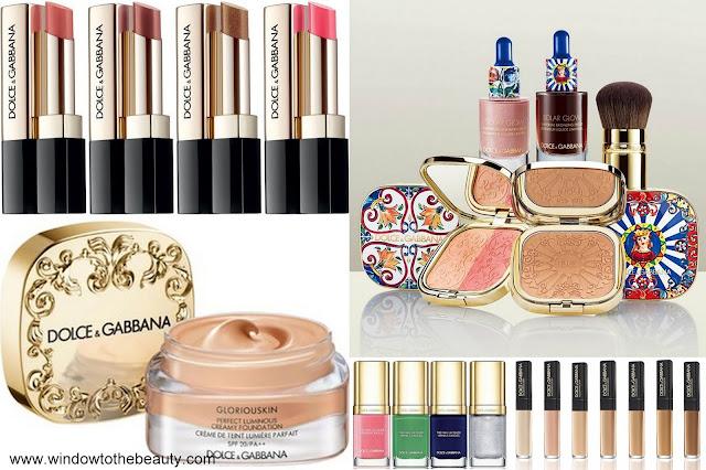 Dolce & Gabbana Beauty makeup kolekcja