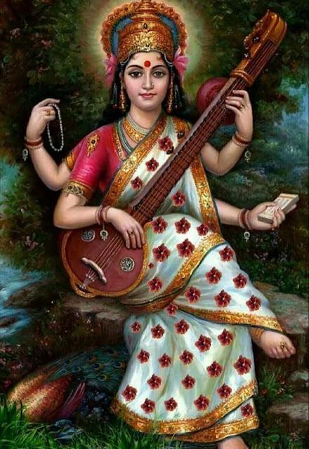 Saraswati maa pictures