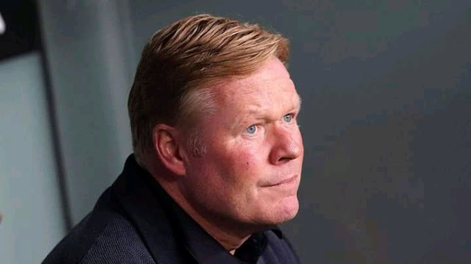 Ronald Koeman: Messi and Griezmann departures have caused us to adjust our goals