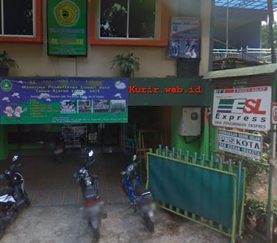 Alamat Agen ESL Express Di Jakarta Timur